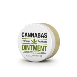 Cannabas Ointment