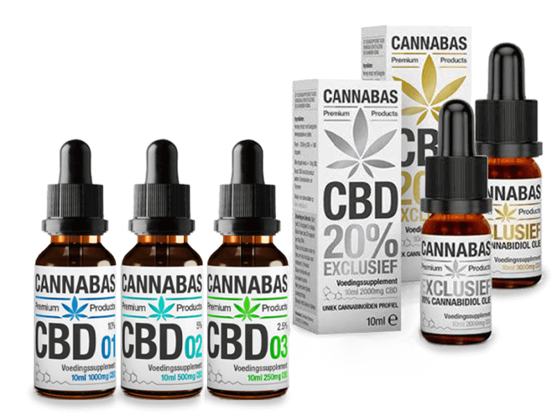 Cannabisolie.com producten